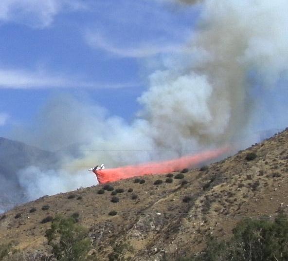Bluff Fire 006 9 09