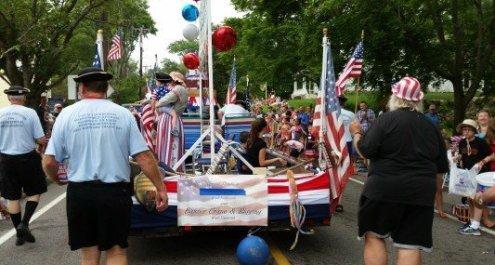 Barnstable July 4th Parade