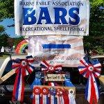 BARS July 4th parade awards