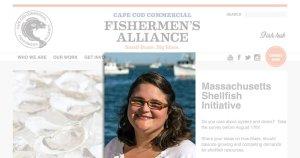 Mellisa Sanderson COO Cape Cod Commercial Fishermen's Association