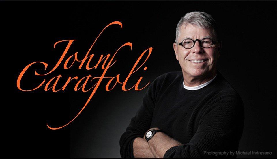 John Carafoli Food Consultant • Food Stylist • Author • Blogger
