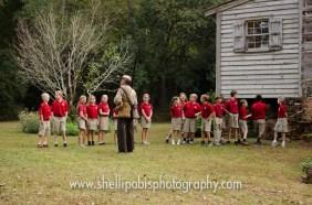 school field trip at whh-19