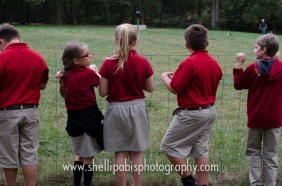 school field trip at whh-92