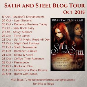 Satin and Steel Blog Tour (2)