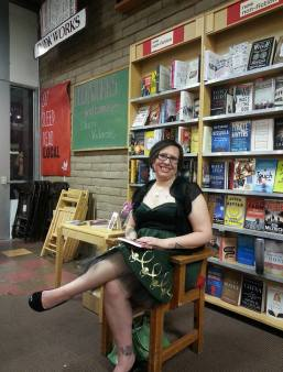 Sheri Velarde Author