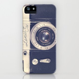 iPhone 5s case, iPhone 5 case,  iPhone 5c case, iPhone 6 case, Samsung Galaxy S4 case, geek, hipster, retro, vintage, camera, silver, black