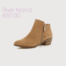 http://click.linksynergy.com/fs-bin/click?id=kZ*EJmrNyQE&subid=&offerid=321304.1&type=10&tmpid=12354&RD_PARM1=http%3A%2F%2Feu.riverisland.com%2Fwomen%2Fshoes--boots%2Fankle-boots%2FBeige-suede-zip-side-ankle-boots-663049