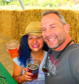 Beer at the fair...