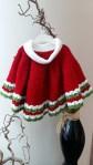 Christmassy Poncho