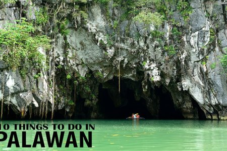 10 things to do in palawan , Underground River