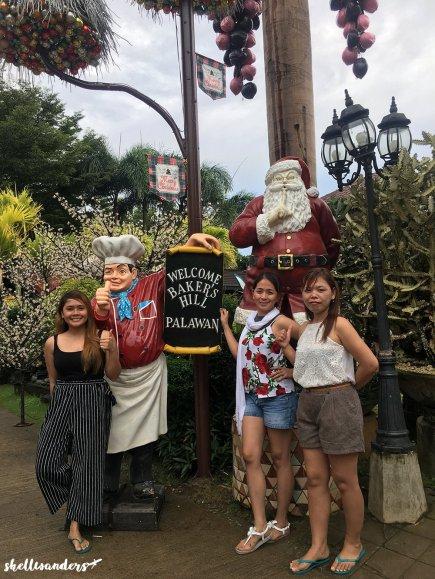 Bakers Hill ,Palawan, December