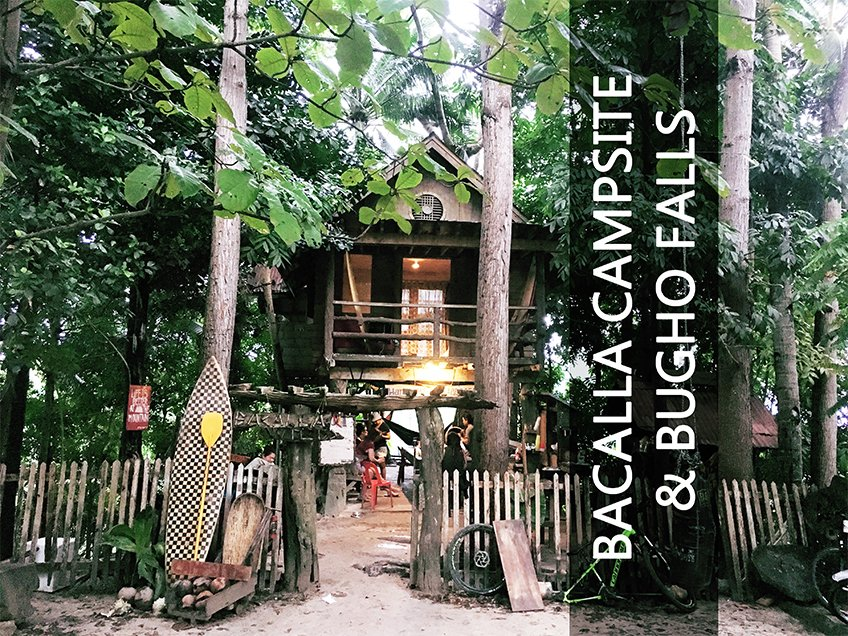 Bacalla Woods Campsite plus Bugho Falls : 600 PHP Budget Travel Guide and Itinerary