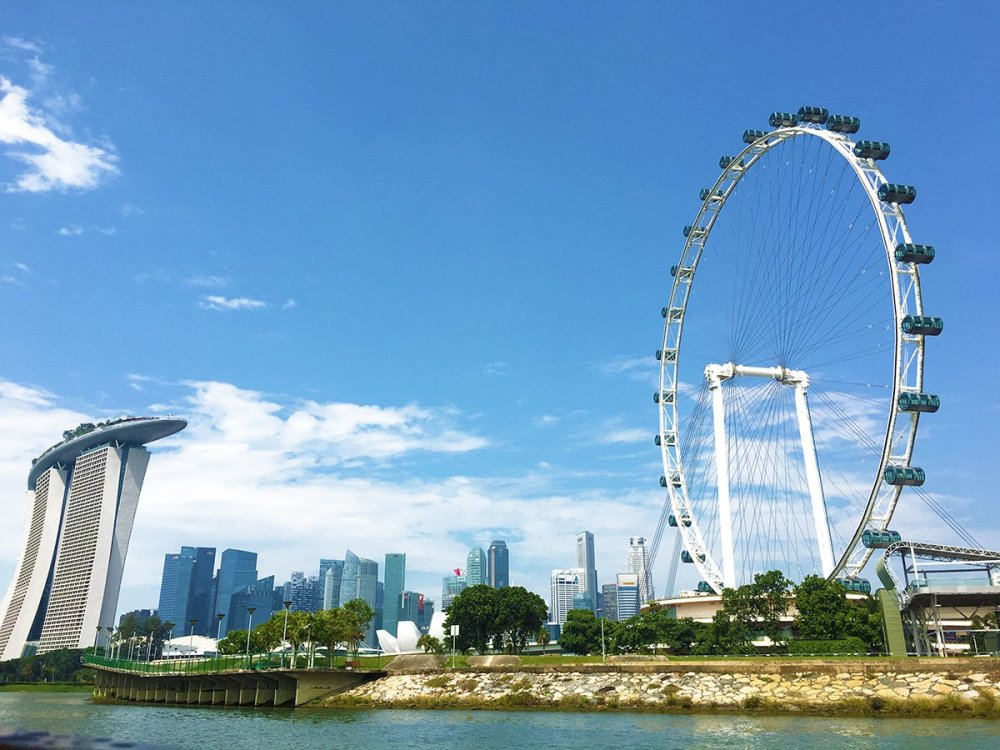 DUCKTOURS SINGAPORE SCENERY 1