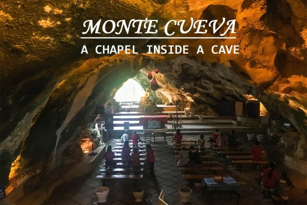 A Chapel Inside a Cave – Monte Cueva, Maasin, Southern Leyte