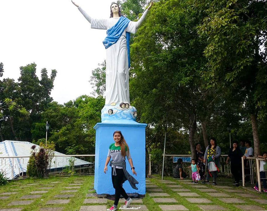 Our Lady of Assumption Diocesan Shrine - Monte Cueva, Maasin City