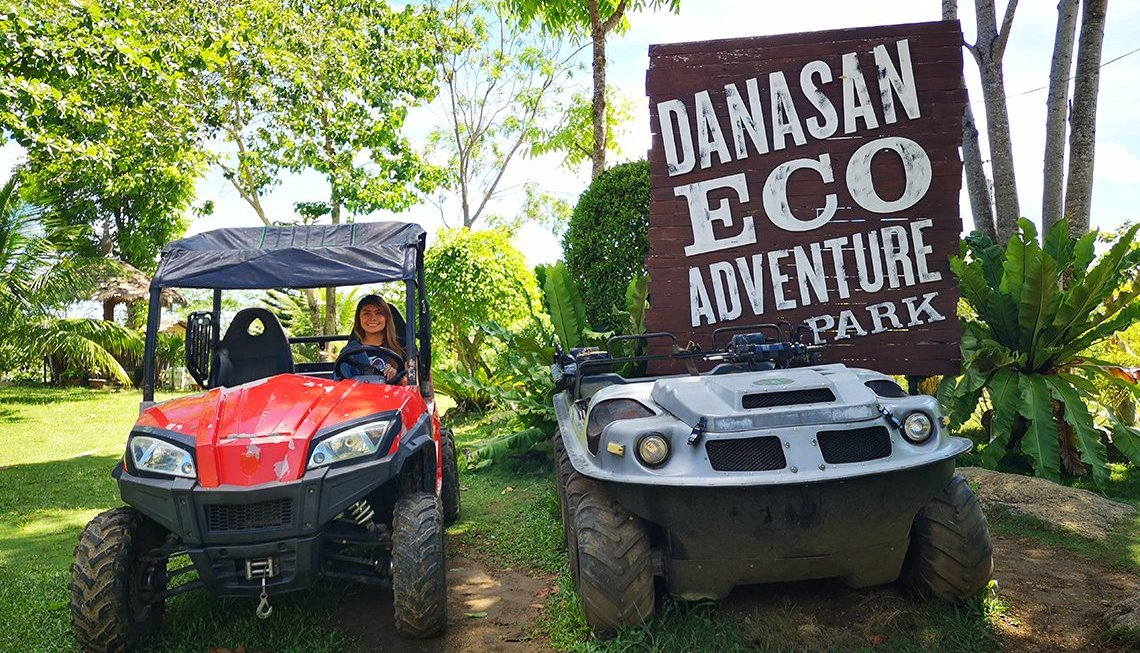 Danasan Eco Adventure Park : Cebu's Family Getaway Destination
