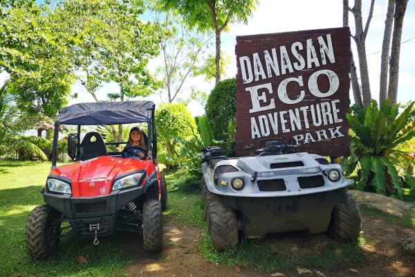Danasan Eco Adventure Park : Cebu's Family Getaway Destination