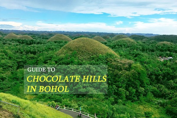 Guide to Chocolate Hills in Bohol, Philippines