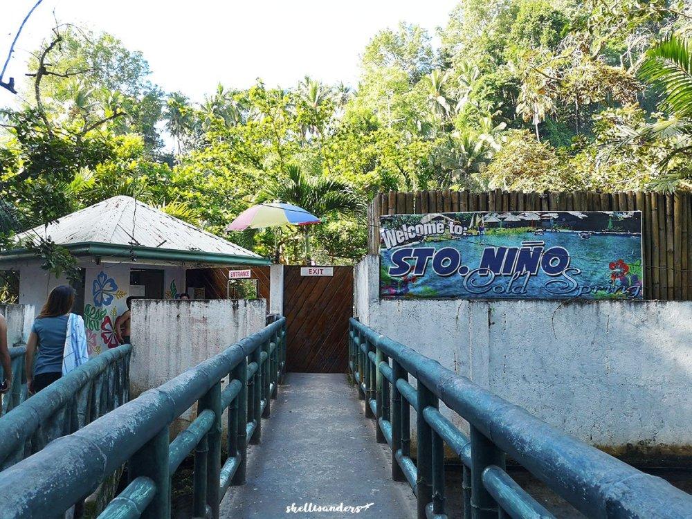 STO. NIÑO COLD SPRING CAMIGUIN