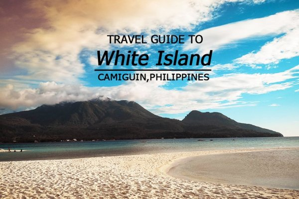 Travel Guide to White Island of Camiguin, Philippines