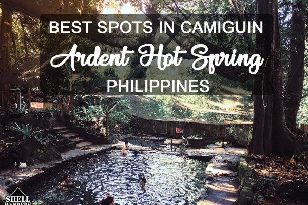 Travel Guide to Ardent Hot Spring of Camiguin, Philippines