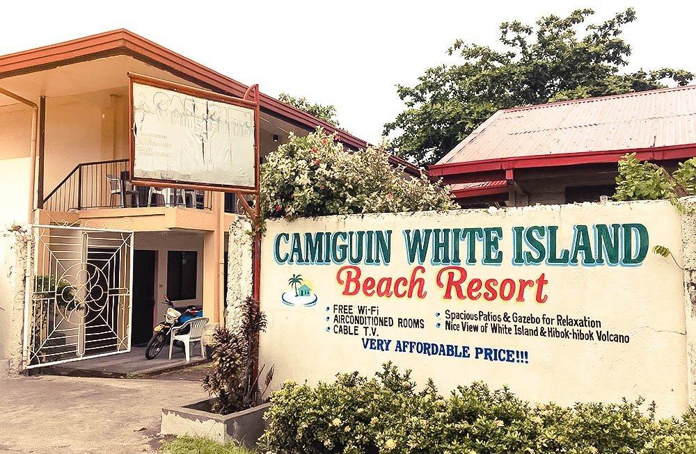 Checking In: Camiguin White Island Beach Resort