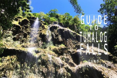 GUIDE TO TUMALOG FALLS CEBU PHILIPIPINES