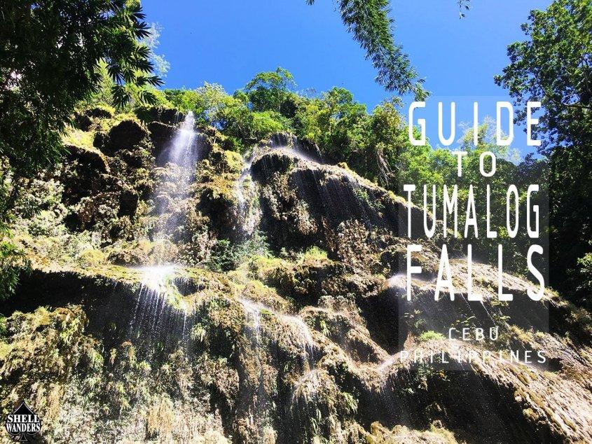 GUIDE TO TUMALOG FALLS CEBU PHILIPIPINES