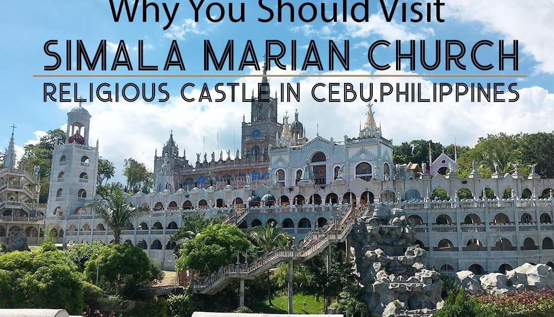 SIMALA MARIAN CHURCH IN CEBU PHILIPPINES