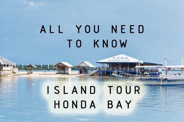 Puerto Princesa, Palawan: Honda Bay Island Tour