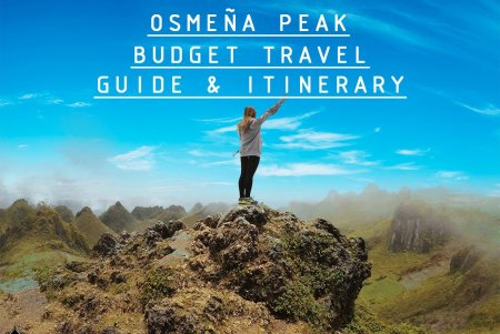 OSMEÑA PEAK CEBU BUDGET TRAVEL GUIDE AND ITINERARY