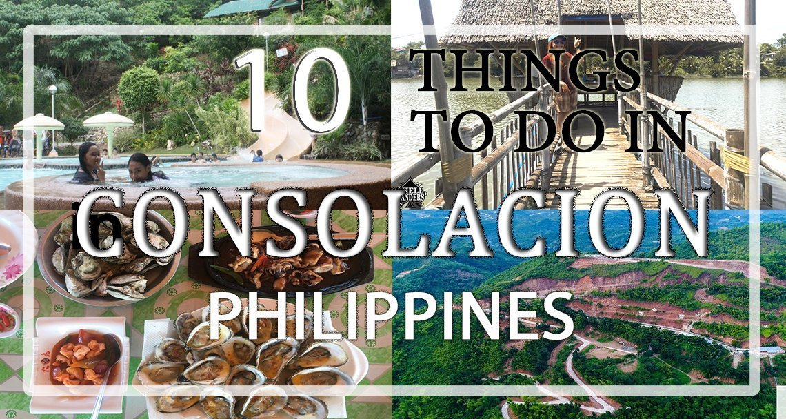10 Things To Do in Consolacion, Cebu