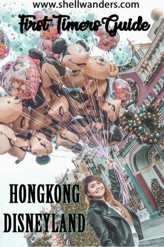 A First Timers Hongkong Disneyland Guides and Tips