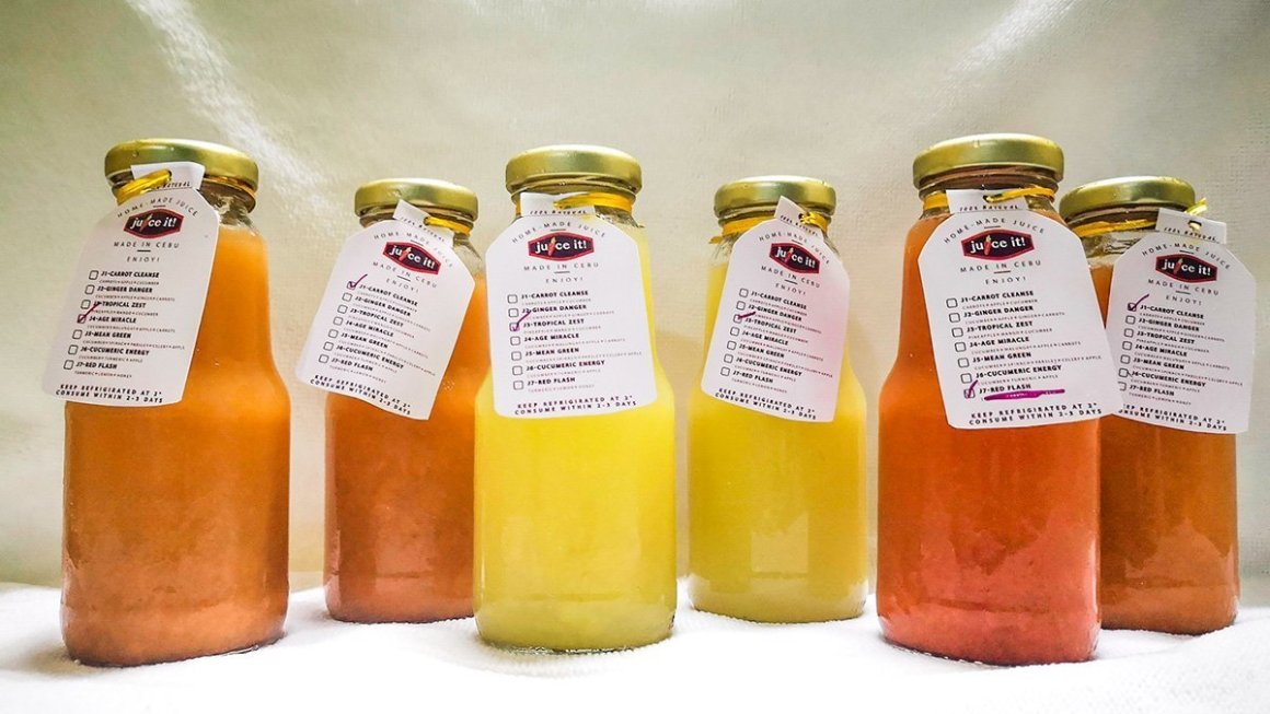 I tried A 3-Day Healthy Juice Cleanse and Here's What Happen
