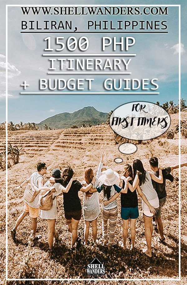 NAVAL BILIRAN PHILIPPINES BUDGET AND ITINERARY GUIDE