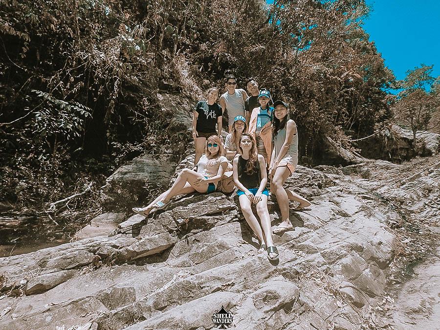 recoleetos falls