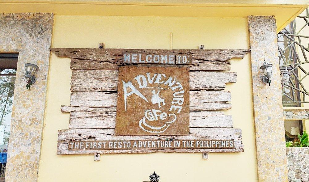 adventure cafe cebu 1