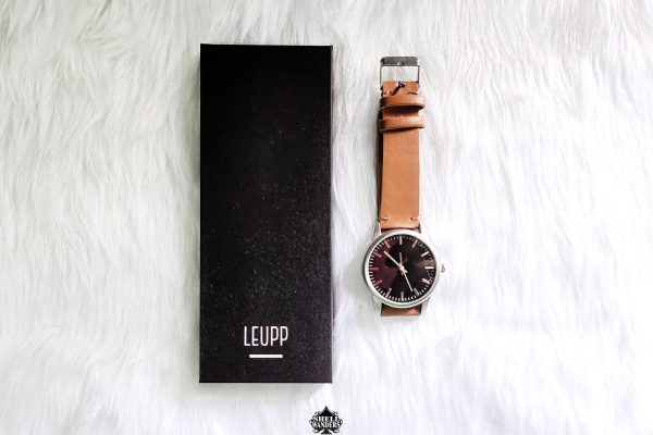 A Traveler's Review of the Leupp Watch