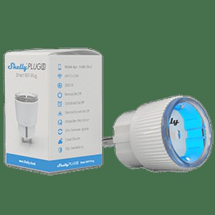 Wi-Fi розетка Shelly Plug S