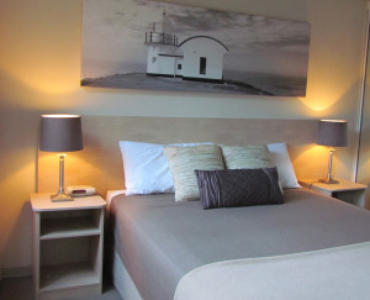 Shelly Beach Resort's Standard Single Bedroom Townhouses: Perfect for Overnight AccommodationPort Macquarie.
