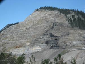 Mountain from BC holiday, Aug 2010
