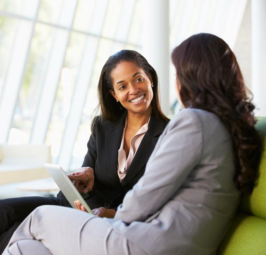 Leadership Coaching for Women in Technology