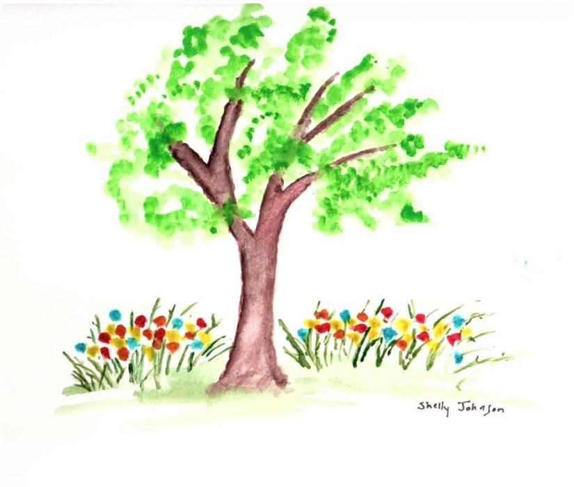 Sumer Tree
