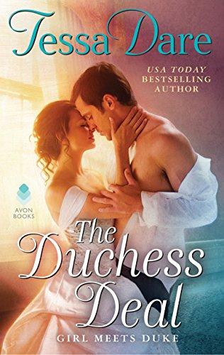 Book Review: The Duchess Deal: Girl Meets Duke by Tessa Dare
