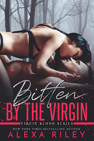 Book Review: Bitten By The Virgin by Alexa Riley