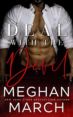 Blog Tour+ Audio Review: Deal With The Devil (Forge Trilogy, Book #1) by Meghan March