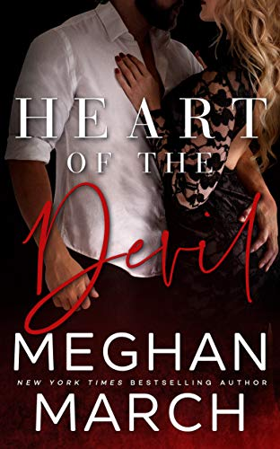 New Release+Review: Heart Of The Devil by Meghan March
