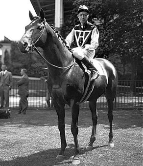 """The real John """"Red"""" Pollard on Seabiscuit"""