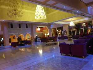 Eden Hotel Lobby