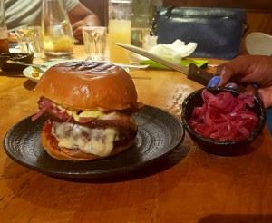 Pachamama burger